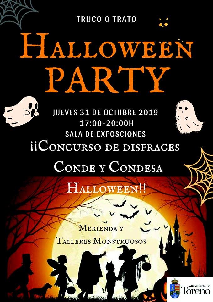 Halloween 2019 en el Bierzo. Actividades para peques y mayores 18