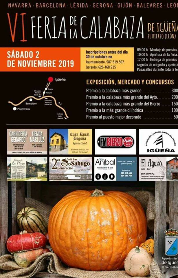 Planes en el Bierzo para el puente. 31 de octubre al 3 de noviembre 2019 5