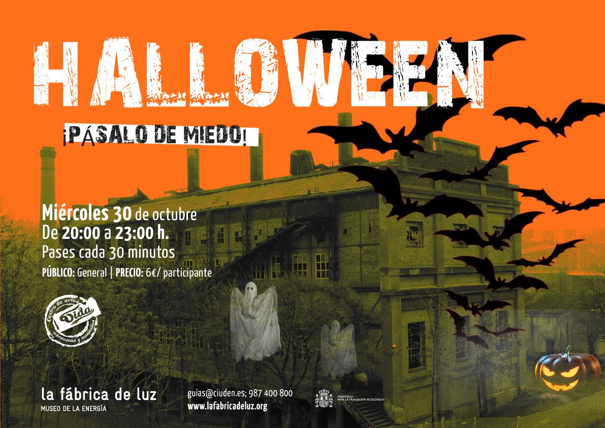 El Terror se apoderará del Museo de la Energía en Halloween 2