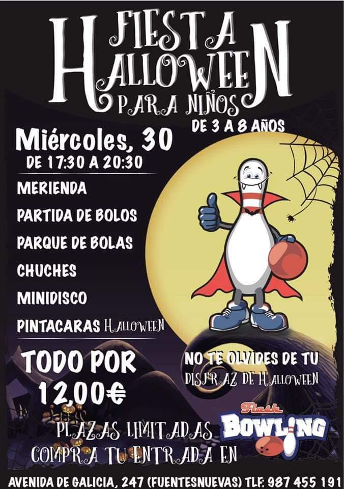 Halloween 2019 en el Bierzo. Actividades para peques y mayores 7