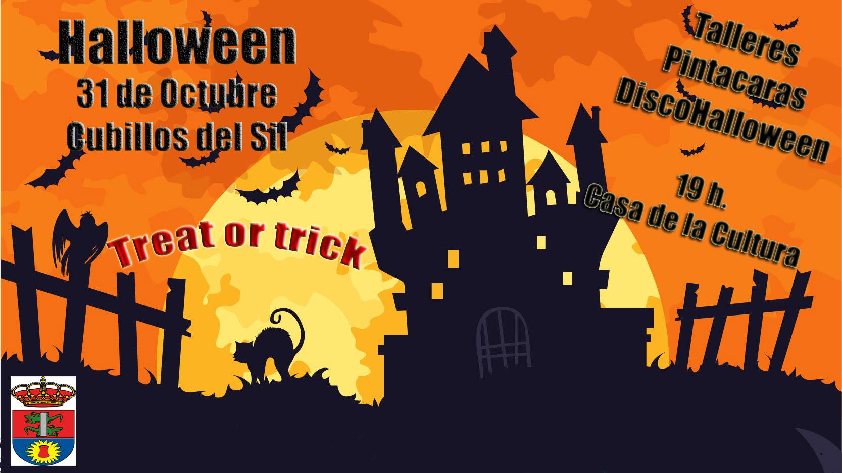 Fiesta infantil de Halloween y magosto en Cubillos del Sil para el puente de los Santos 3