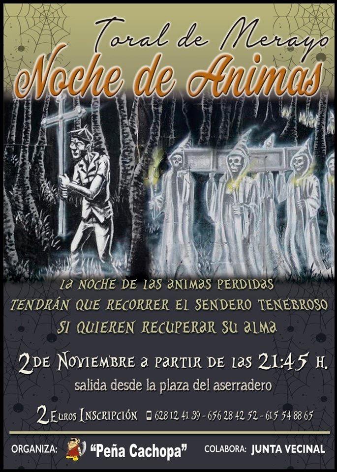 Halloween 2019 en el Bierzo. Actividades para peques y mayores 25