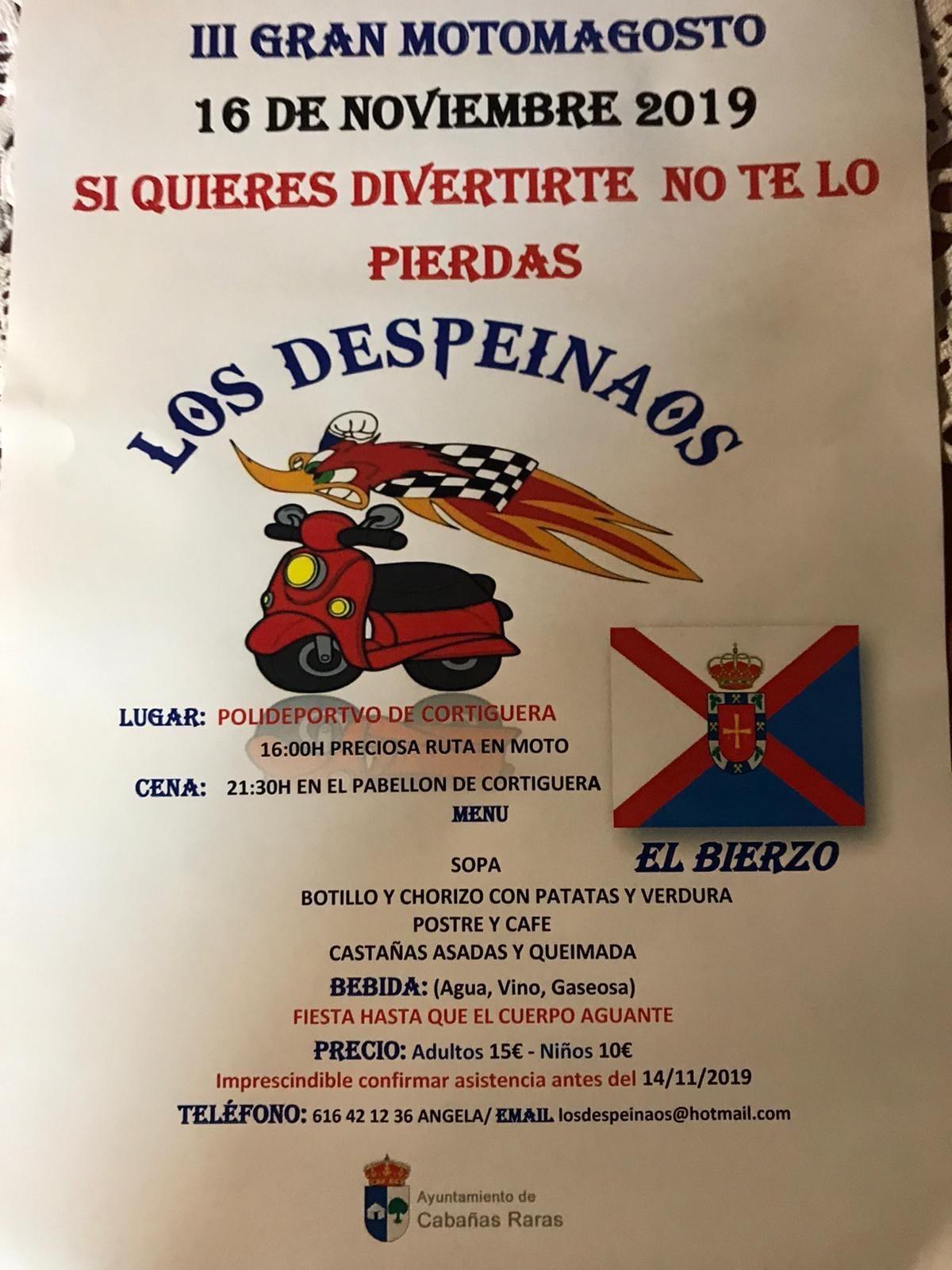 II Gran Magosto organizado por 'Los Despeinaos' 2