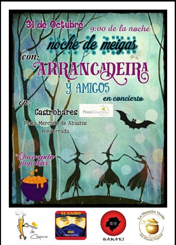 Halloween 2019 en el Bierzo. Actividades para peques y mayores 26