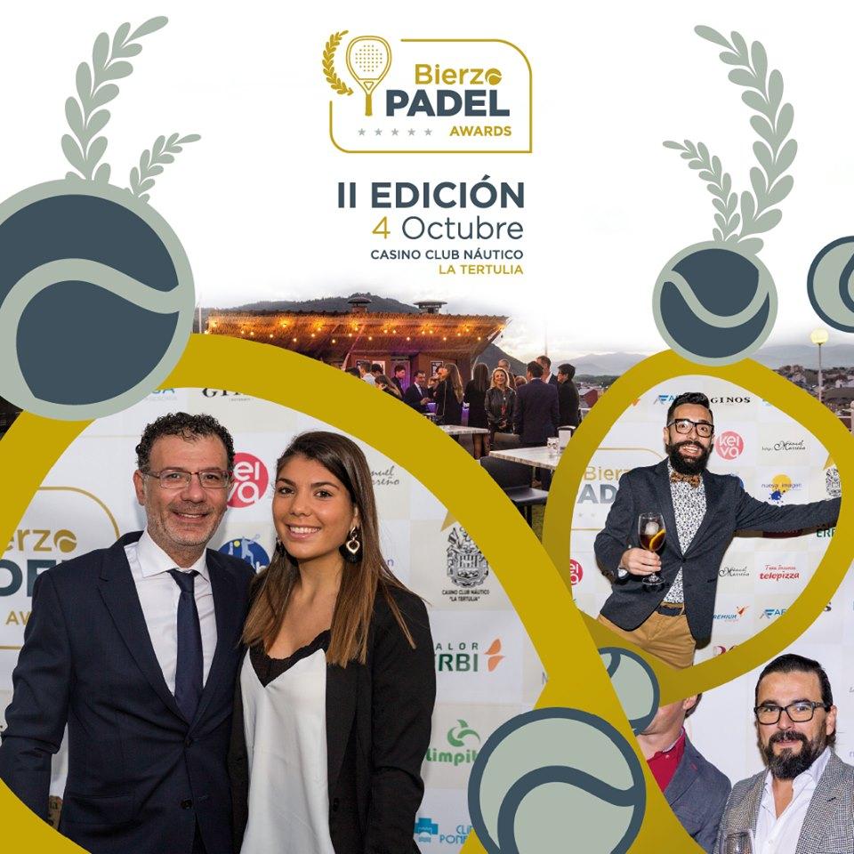 Los Bierzo Padel Awards celebran su II edición en el Casino La Tertulia 2