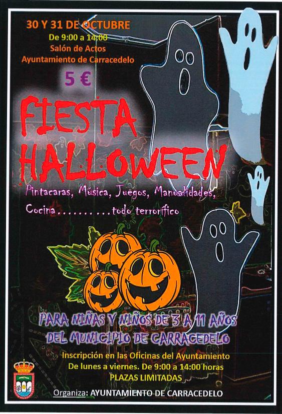 Halloween 2019 en el Bierzo. Actividades para peques y mayores 28
