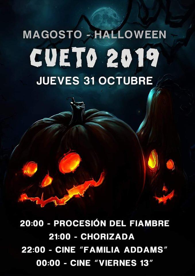 Halloween 2019 en el Bierzo. Actividades para peques y mayores 19