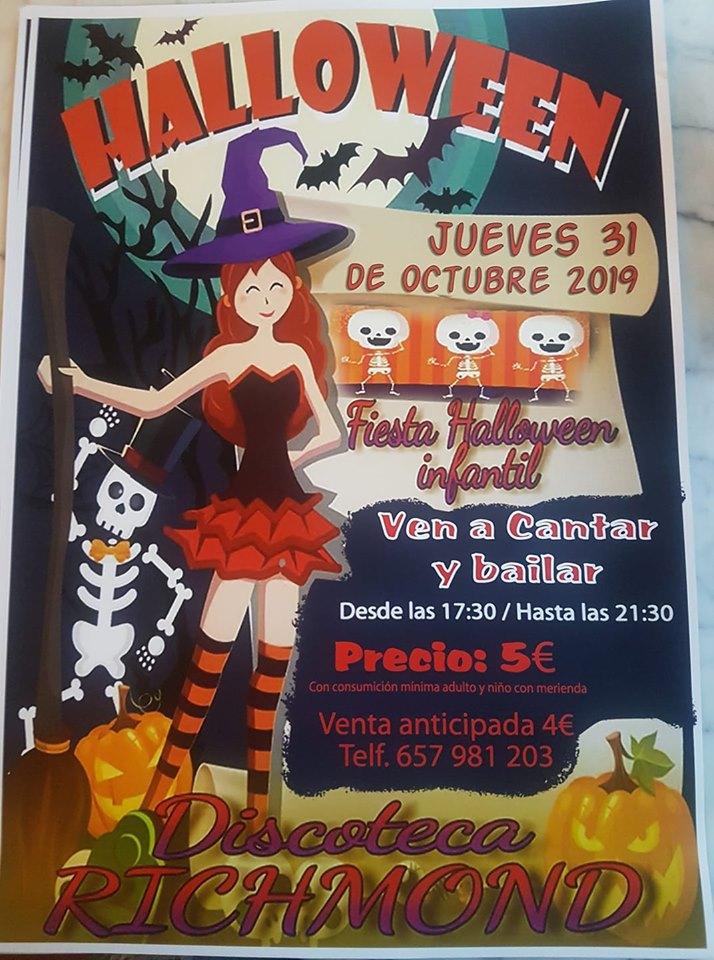 Halloween 2019 en el Bierzo. Actividades para peques y mayores 5