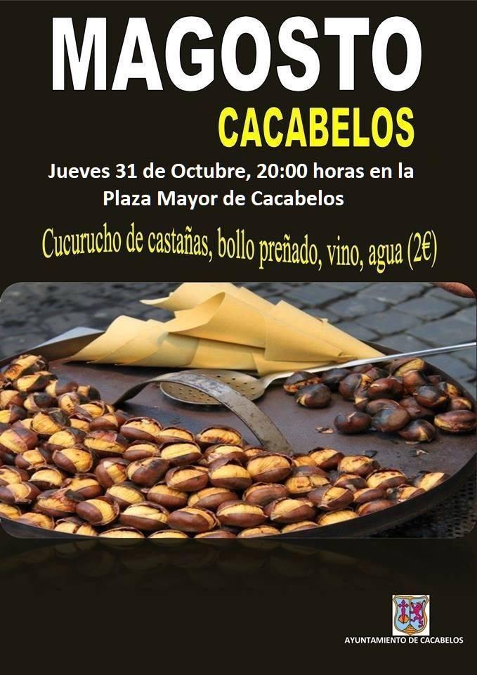 Gran Magosto en Cacabelos. 31 de Octubre de 2019 2
