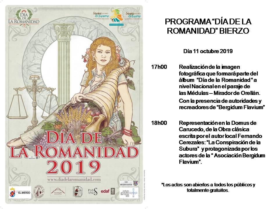 El Bierzo celebra por primera vez el Día de la Romanidad en Las Médulas 2