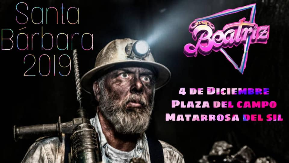 Toreno y Matarrosa rinden honores a Santa Bárbara 3