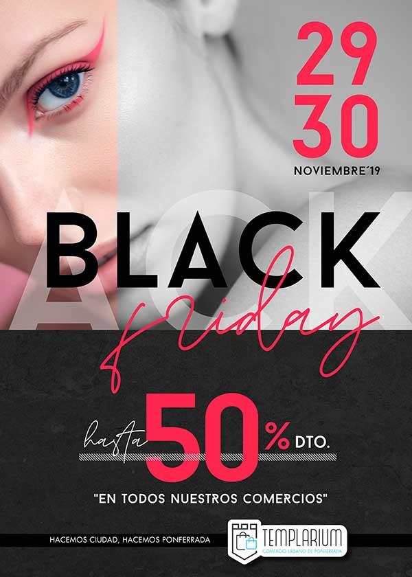 Los comercios de la asociación Templarium animan el Black Friday con descuentos del 20 al 50% 2