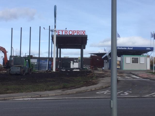 La cadena de gasolineras LowCost PetroFix prepara su desembarque en Ponferrada 2