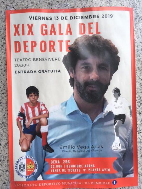 XIX Gala del Deporte de Bembibre