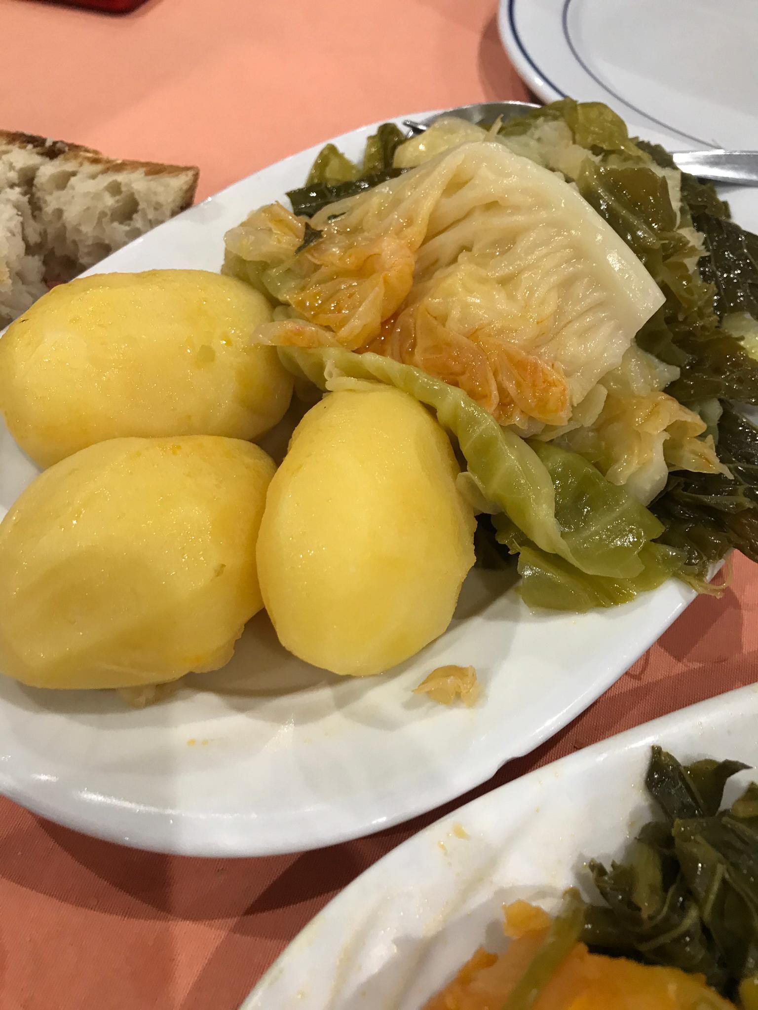 Reseñas gastronómicas: Conocemos el cocido de Lalín 2