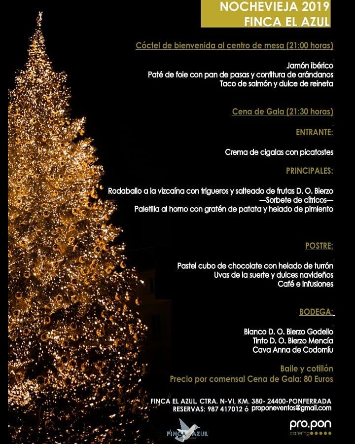 Cenas y cotillones de Nochevieja en el Bierzo para despedir 2019 8