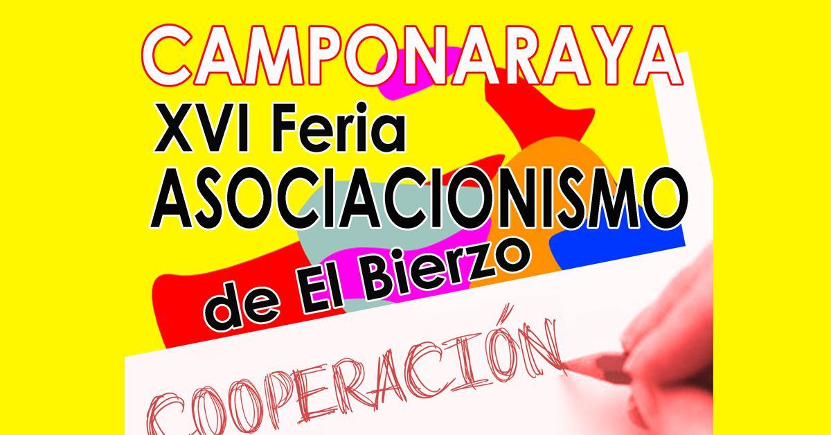 XVI Feria de Asociacionismo de El Bierzo