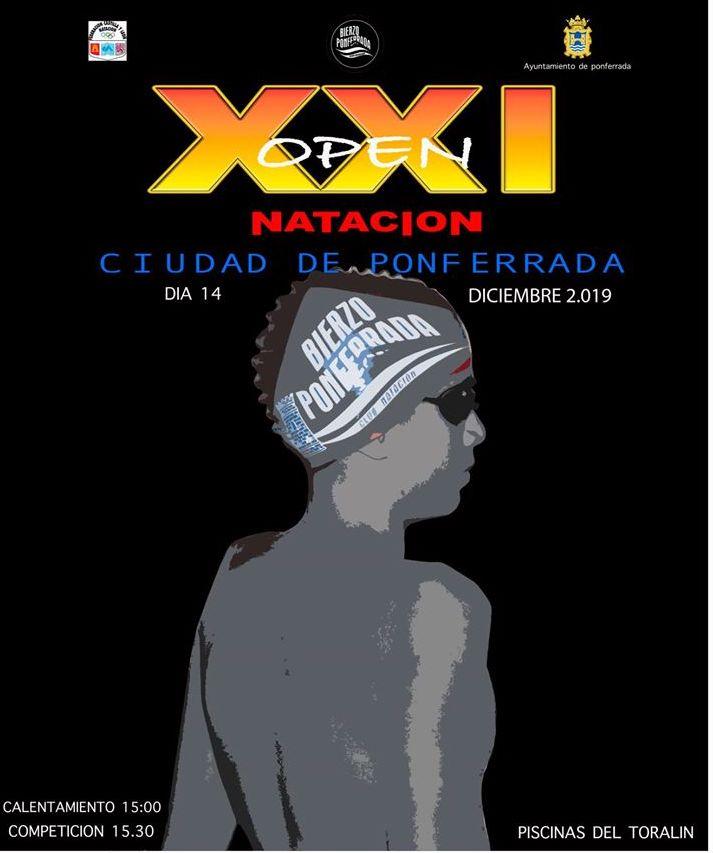 XXI Open Natación Ciudad de Ponferrada