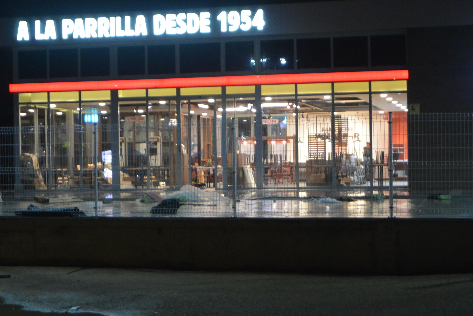 El Burger King de Cuatrovientos abrirá previsiblemente el 26 de diciembre 2