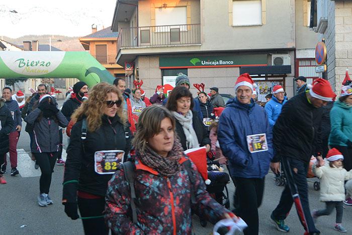 La tradicional carrera del turrón animó la Navidad de Cubillos del Sil 16