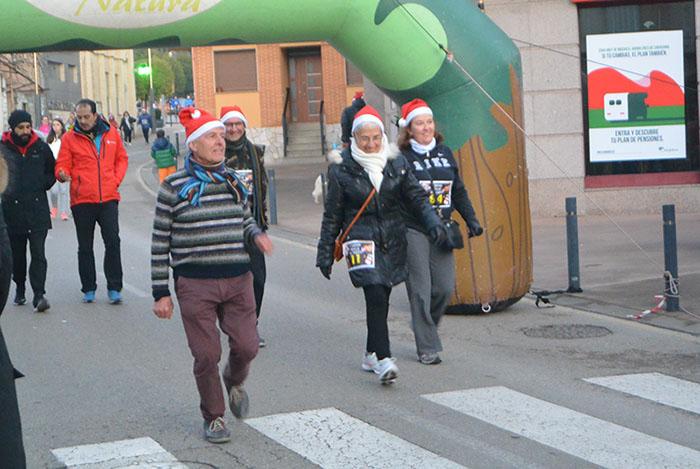 La tradicional carrera del turrón animó la Navidad de Cubillos del Sil 24