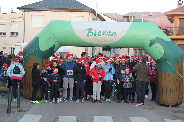 La tradicional carrera del turrón animó la Navidad de Cubillos del Sil 121