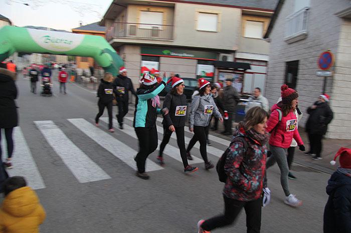 La tradicional carrera del turrón animó la Navidad de Cubillos del Sil 110