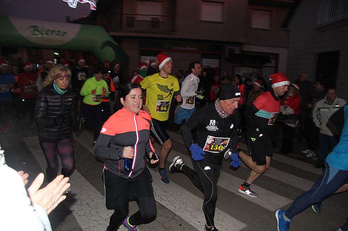 La tradicional carrera del turrón animó la Navidad de Cubillos del Sil 94