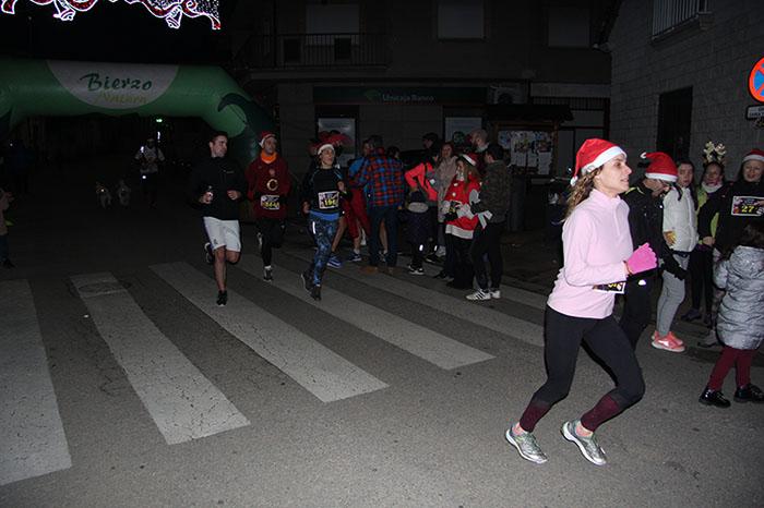 La tradicional carrera del turrón animó la Navidad de Cubillos del Sil 56