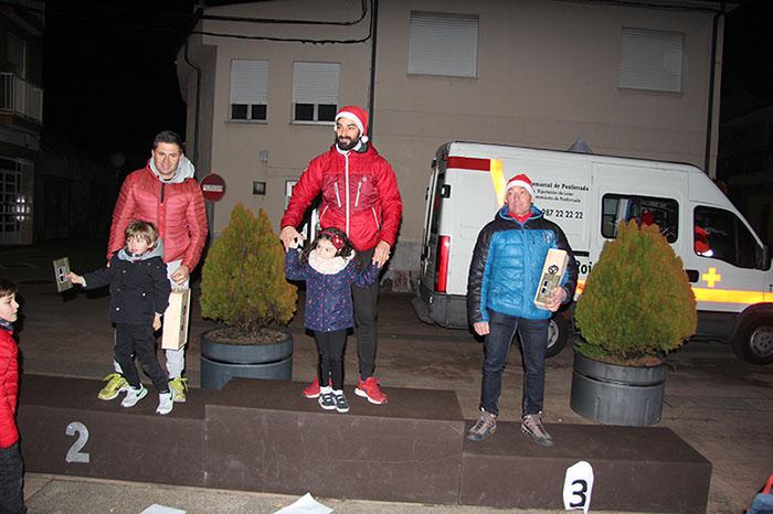 La tradicional carrera del turrón animó la Navidad de Cubillos del Sil 37