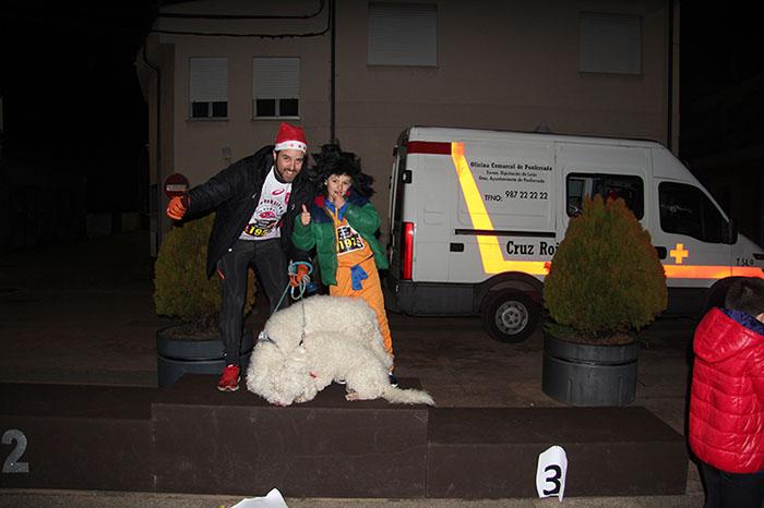 La tradicional carrera del turrón animó la Navidad de Cubillos del Sil 36