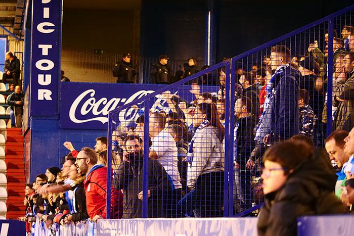 Las fotos del Partido SD Ponferradina - RC Deportivo de la Coruña 11
