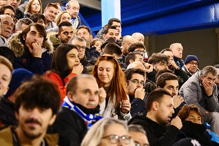 Las fotos del Partido SD Ponferradina - RC Deportivo de la Coruña 5