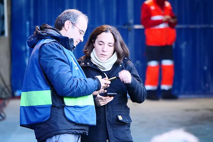 Las fotos del Partido SD Ponferradina - RC Deportivo de la Coruña 75
