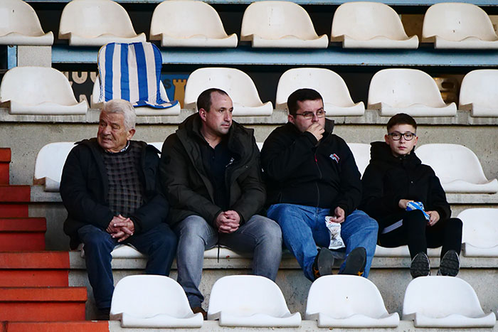 Las fotos del Partido SD Ponferradina - RC Deportivo de la Coruña 67