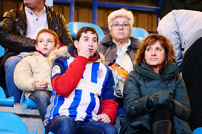 Las fotos del Partido SD Ponferradina - RC Deportivo de la Coruña 24