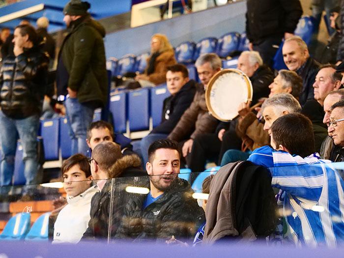 Las fotos del Partido SD Ponferradina - RC Deportivo de la Coruña 136
