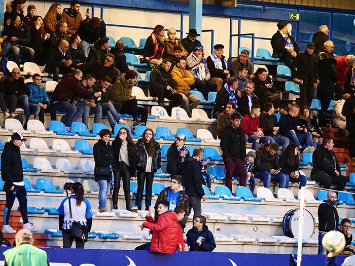 Las fotos del Partido SD Ponferradina - RC Deportivo de la Coruña 117
