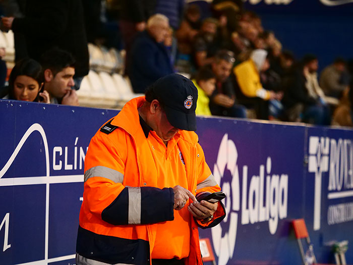 Las fotos del Partido SD Ponferradina - RC Deportivo de la Coruña 115