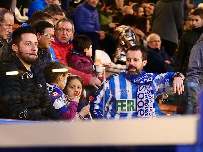 Las fotos del Partido SD Ponferradina - RC Deportivo de la Coruña 86