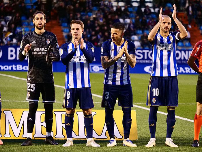 Las fotos del Partido SD Ponferradina - RC Deportivo de la Coruña 155