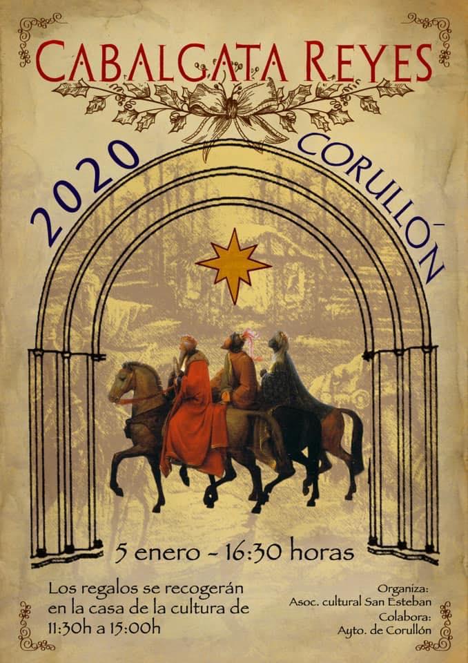 Recorrido y horarios de las Cabalgatas de Reyes 2020 en Ponferrada y El Bierzo 2