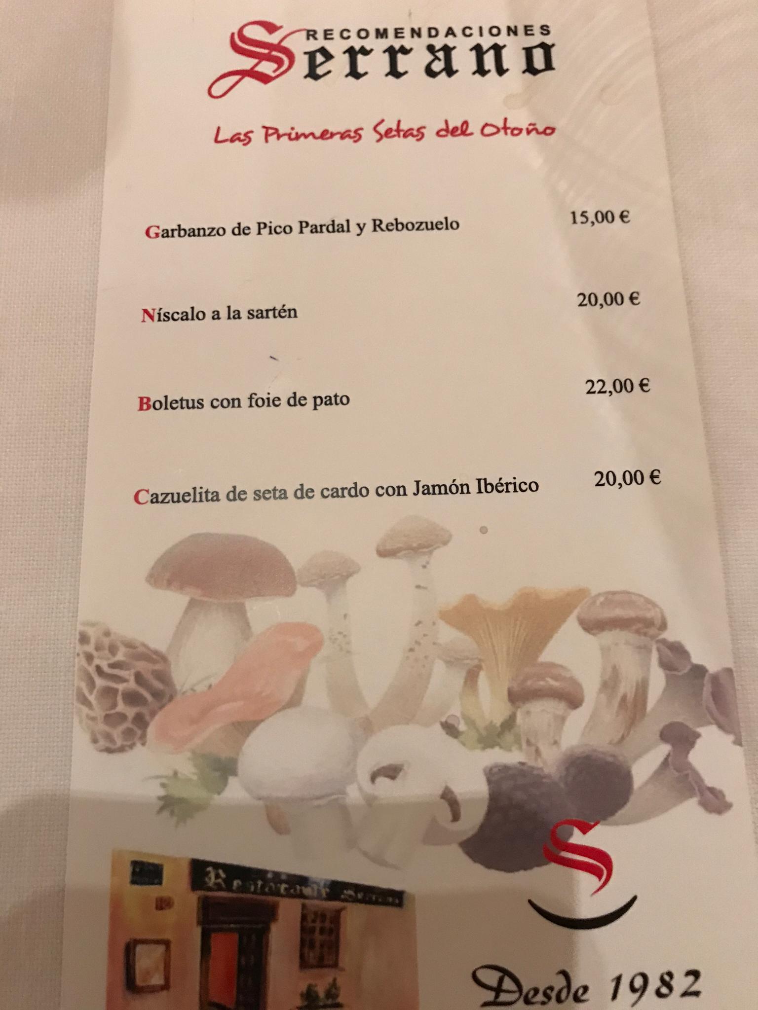 Reseñas gastronómicas: Visita al Restaurante Serrano de Astorga 6