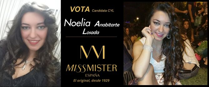 La berciana Noelia Anabitarte aspira a representar a Castilla y León en MissMister España 2