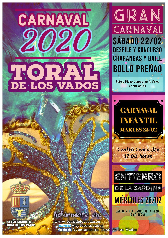Carnaval 2020 en Toral de los Vados 2