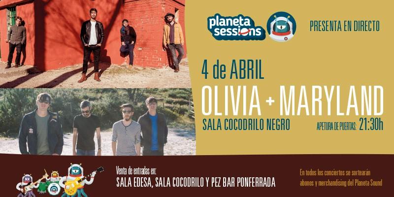 Planeta Sessions - Olivia + Maryland