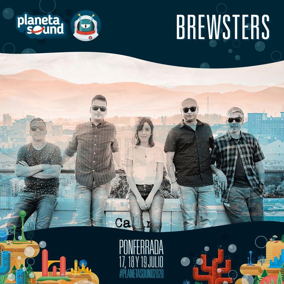 'Novedades Carminha', Astropálido, 'La Bien Querida' y los bercianos 'Brewster' confirmaciones del Festival Planeta Sound 3