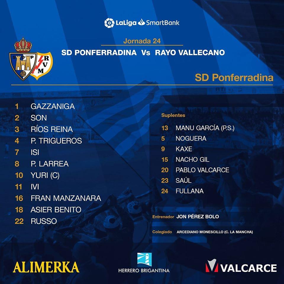 Ivi, titular en el partido contra el Rayo Vallecano 2