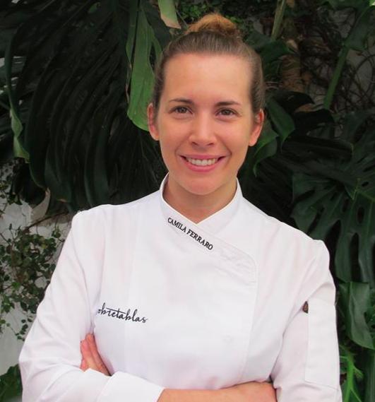 Samuel Naveira y Génesis Cardona del Restaurante MU-NA de Ponferrada tercer premio Cocinero Revelación 2020 2