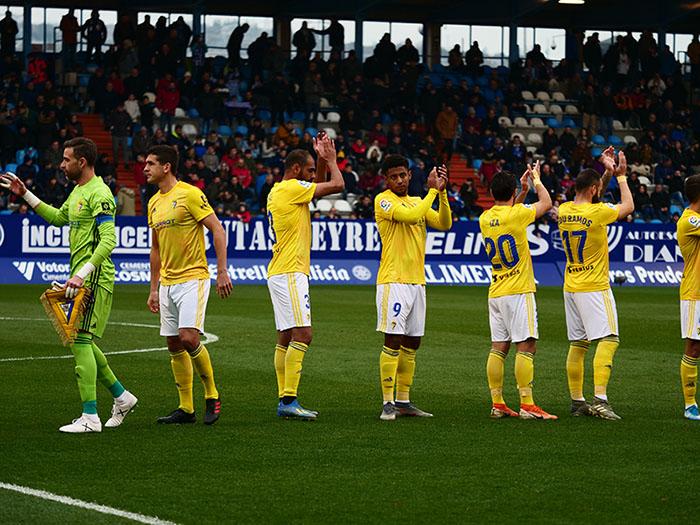 Fotogalería del partido SD Ponferradina - Cádiz FC 22